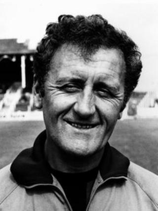 Roy Sproson, former Port Vale Player