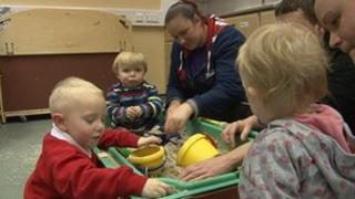 Children in Bradford