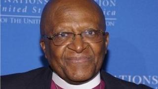 Yr Archesgob Desmond Tutu