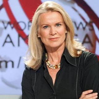 BBC Washington correspondent Katty Kay