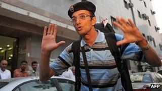 Senad Hadzic in Mecca, 23 Oct 12