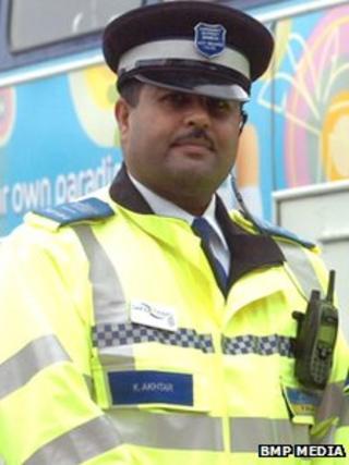 Khalid Akhtar