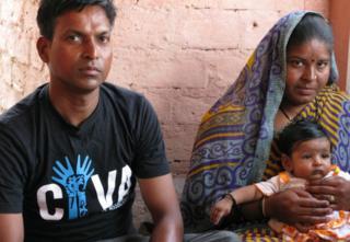 Narayan Survaiya and family