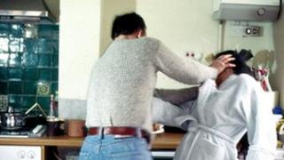 Generic image of domestic abuse