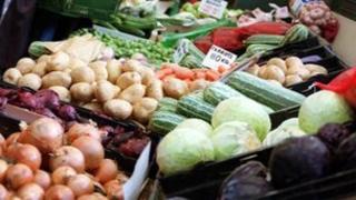 Market stall (generic)
