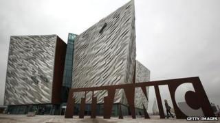 General view of Titanic Quarter development