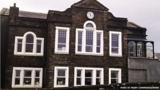 Port St Mary Town Hall