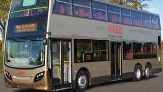 New bus
