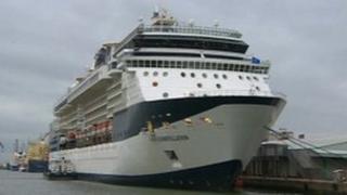 Celebrity Cruises' vessel Constellation