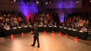 BBC Bristol mayor debate with all 15 candidates, hosted by Steve Le Fevre