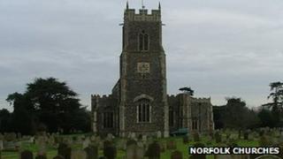 Holy Trinity Church, Loddon
