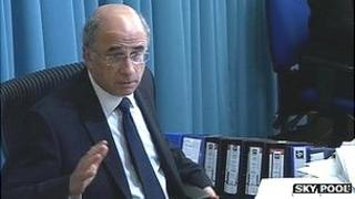 Lord Justice Leveson at inquiry