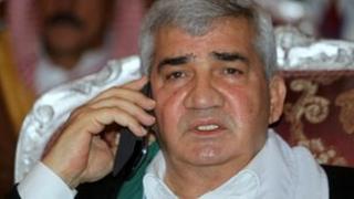 Riad Seif (6 November 2012)