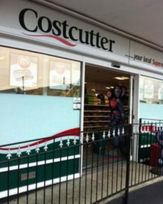 Costcutter in Hockley