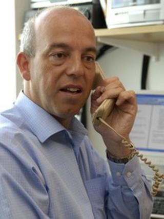 Adrian Van Klaveren in 2006
