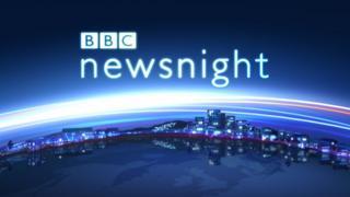 Newsnight titles