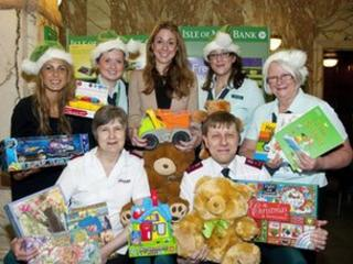 Salvation Army Appeal 2012