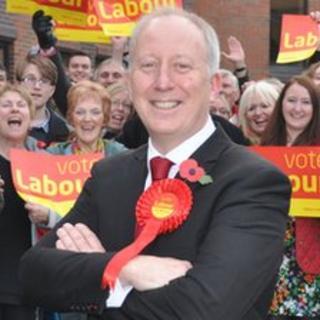 Labour's Andy McDonald