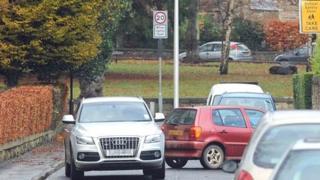 Victoria Road in Haddington