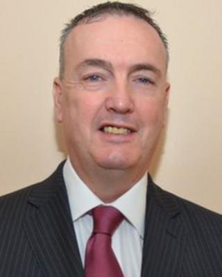 Clive Grunshaw Lancashire's PCC