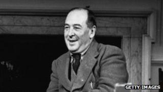 CS Lewis in 1950.