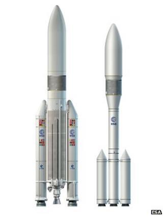 Ariane 5ME and 6
