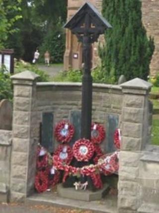 Kingswinford War Memorial