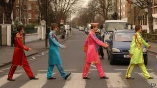 Many Beatles look-a-likes have traversed the famous zebra crossing since 1969