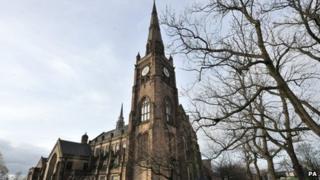 Albion United Reformed Church in Ashton-under-Lyne