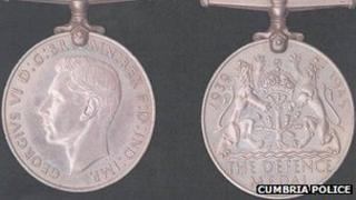 World War II medal's
