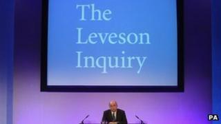 The Leveson Inquiry
