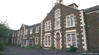 The former Ravenspark Hospital