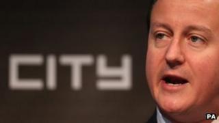 David Cameron at Tech City conference