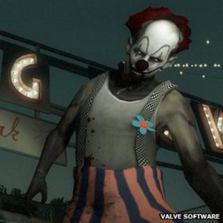 Screenshot from Left 4 Dead 2