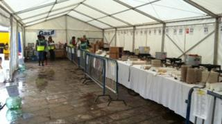 The 2012 Soup Kitchen in the Royal Square