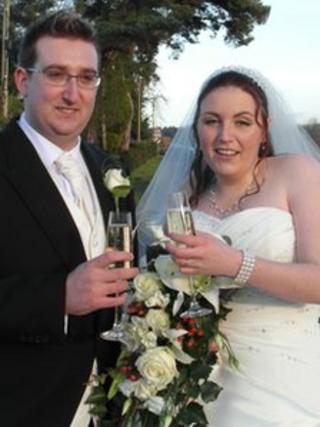 Elizabeth and Brian Woodward, photo by Hannah Hamilton