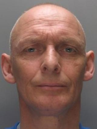 Anthony Parry, 49, was jailed for six years