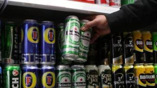cans of beer