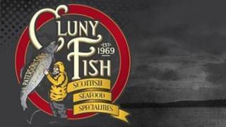 Cluny Fish website