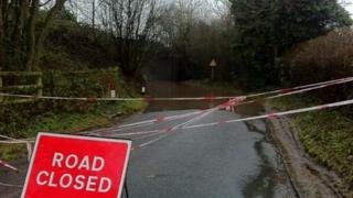 Heage Lane, Derbyshire