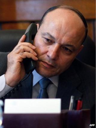 Talaat Ibrahim (24 November 2012)