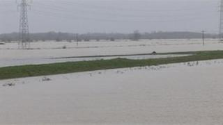 Floods at Whittlesey