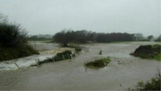 IOM flooding