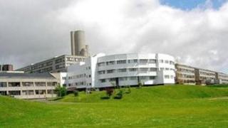 Ninewells Hospital, Dundee