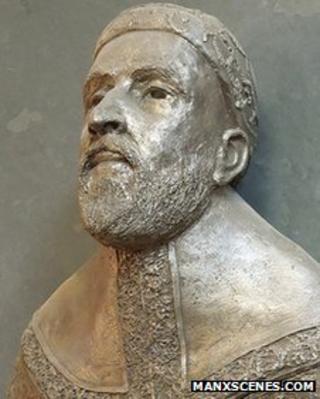 Illiam Dhone statue