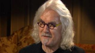 Billy Connolly on the Review Show