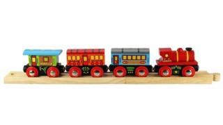 Bigjigs' passenger train