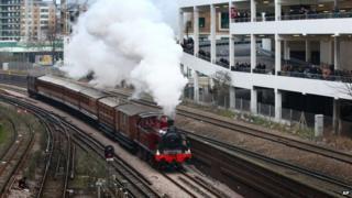 Met Locomotive No 1