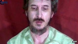 Denis Allex in video from October 2012