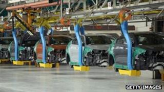 MG production line